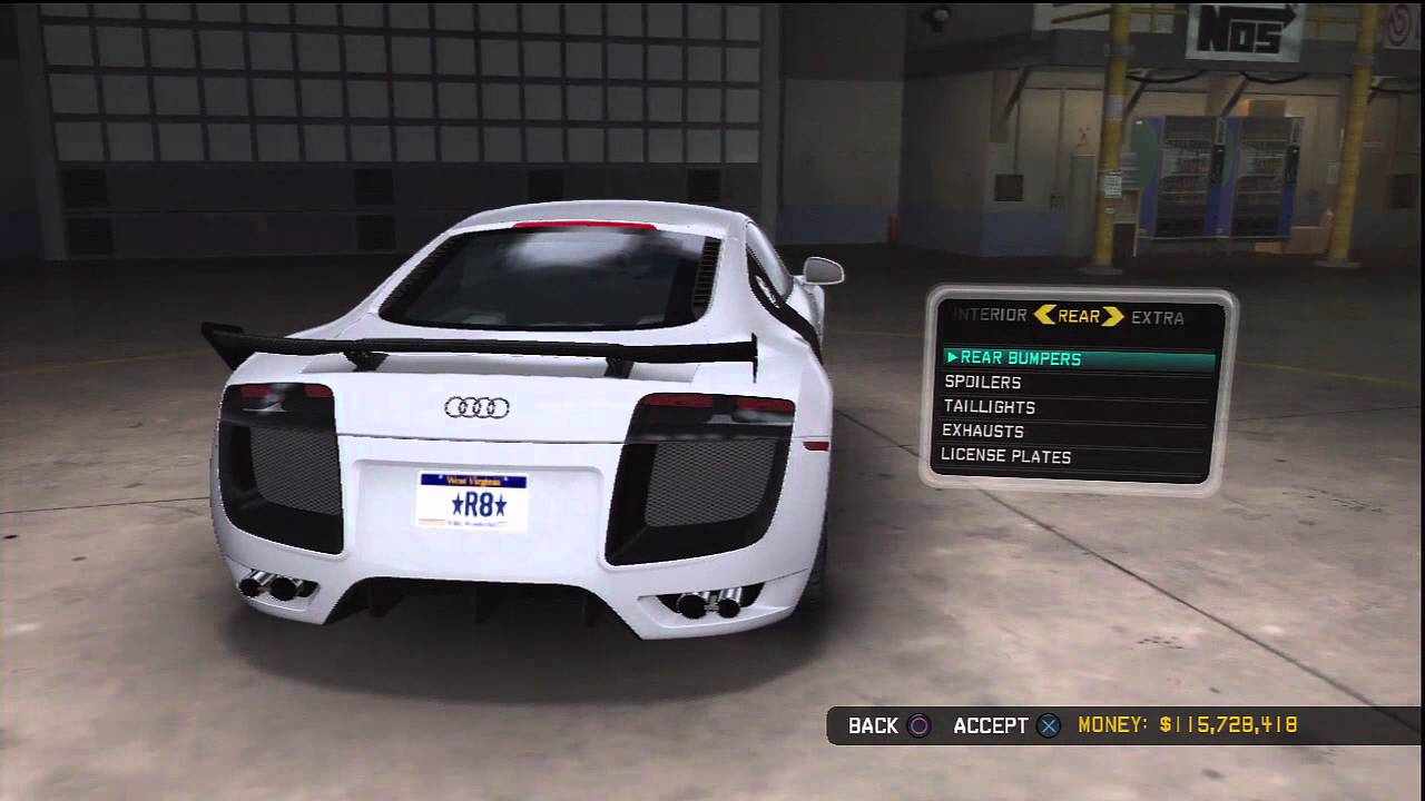Midnight Club La Let S Tune Audi R8 Tuning Youtube