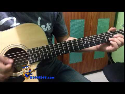 How to Play Everybody Hurts by R.E.M