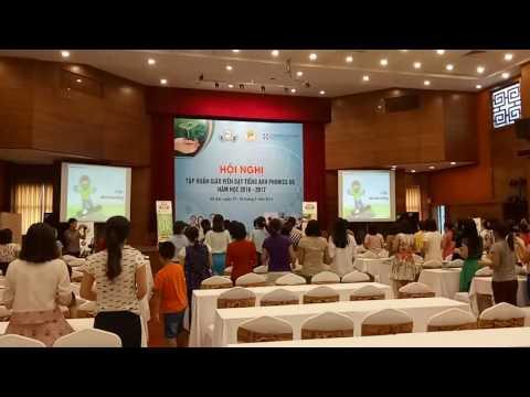 Hội nghị tập huấn giáo viên giảng dạy Tiếng Anh Phonics UK tại Hà Nội Năm học 2016 - 2017