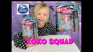 """Off The Hook Dolls"" Opening From Spin Master #offthehook #newdolls #ad"