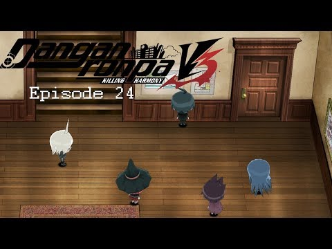 Danganronpa V3-Episode 24-[The Neo World Program]
