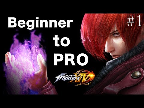 Beginner to Pro|Let's Learn KOF Together!【King of Fighters XIV】#1