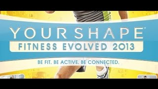 Your Shape - Fitness Evolved 2013 Official Trailer - Nintendo Wii U