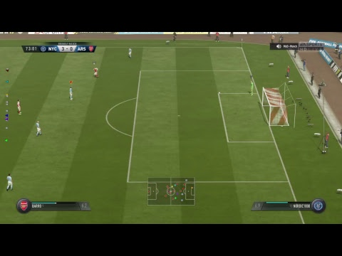 nordic1000 ps4 fifa 17 pro club VPG New York City live streaming