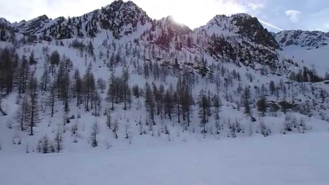 Valle Stura - Bagni di Vinadio - Besmorello - Vallone d\'Ischiator ...