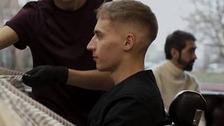 Quentin barbershop