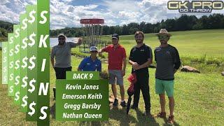 Tour Series Skins #1 | B9 | Jones, Barsby, Keith, Queen