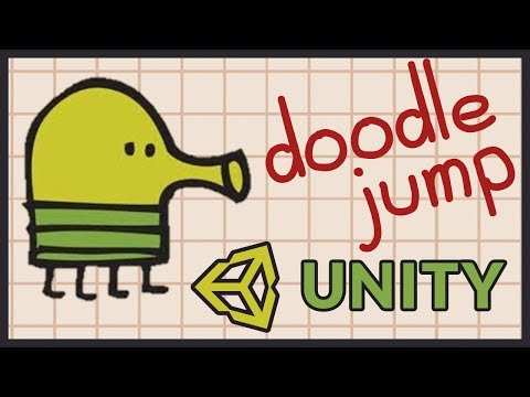 How to make Doodle Jump in Unity (Livestream)