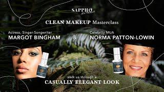 Clean Makeup Masterclass Recording With Celebrity MUA & Actress - Part 1