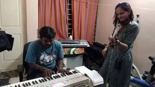 Innum Konjam Naeram   Maryan   Violin   Roopa Revathi   Dhanush