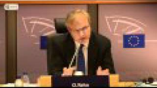 Rehn Testifies on EU Economy at European Parliament
