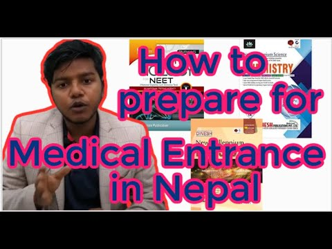 How to prepare for MBBS Common Entrance Exam 2020 in Nepal