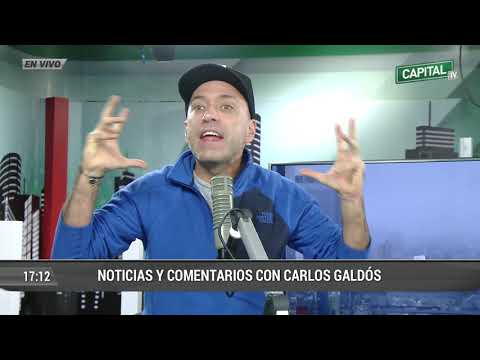 Carlos Galdós criticó a Rosa Bartra por hablar de su jornada laboral: 'Desconectada de la realidad'