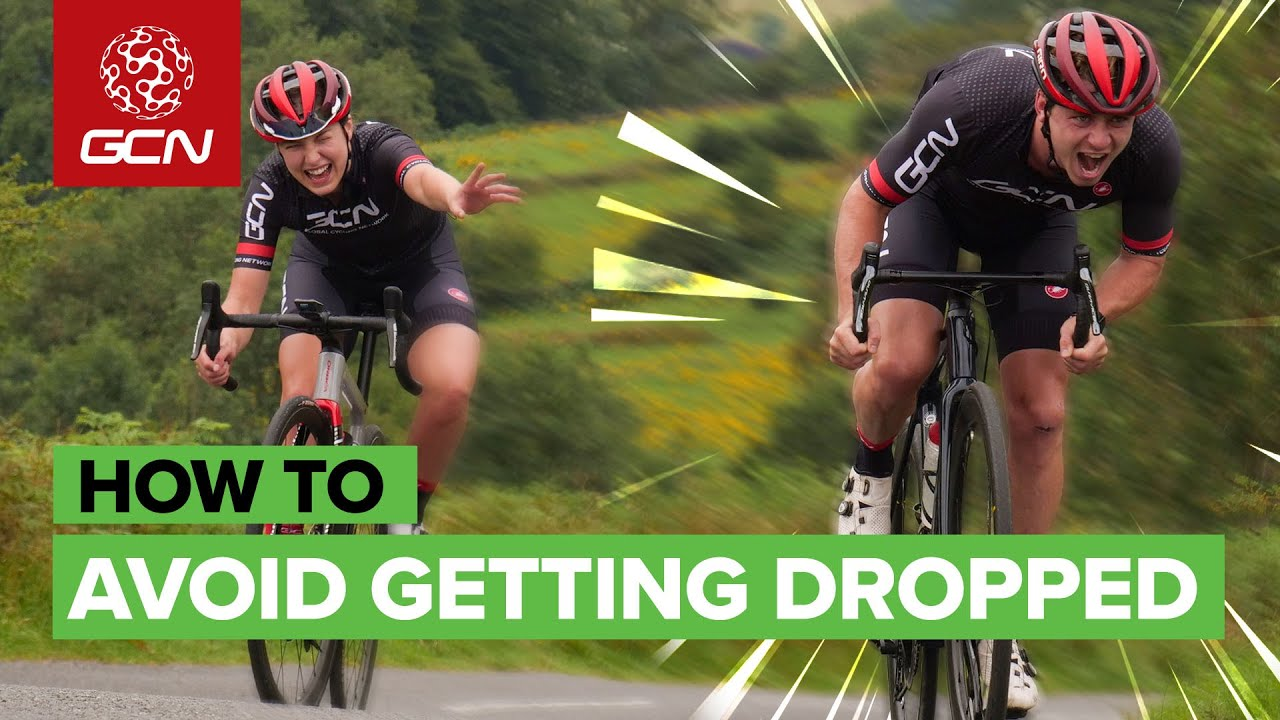 How To Avoid Getting Dropped On Your Bike Rides | GCN's Guide To Holding The Wheel