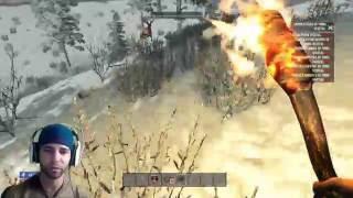 7 Days To Die (PS4) Gameplay en Español - Parte 1 - Los Vecinos Envidiosos!!!