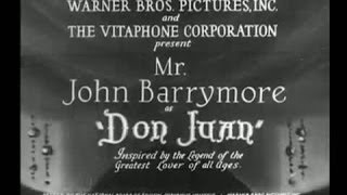 Don Juan (1926) - Available Now on DVD