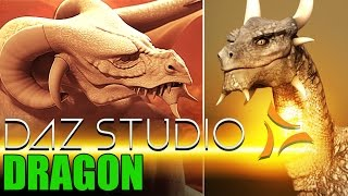 daz studio dragon tutorial beginners 3d software shannon maer daz stud