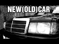 Mercedes-Benz 190E NEW (OLD) CAR walk around, sound & revs