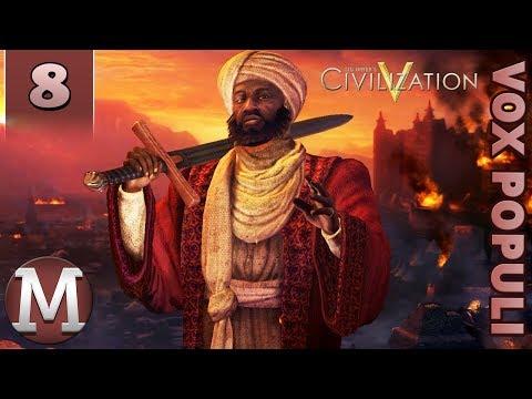 Civilization 5 - Vox Populi - Let's Play Songhai #8