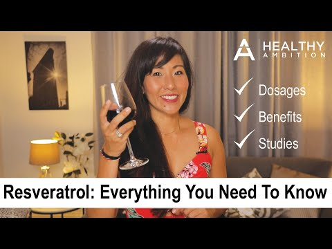 Health Benefits Of Resveratrol Everything You Need To Know