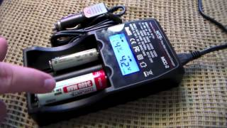Thrunite MCC-2: My Favorite Battery Charger