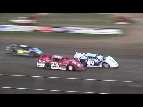 Last Chance Late Model Heats Independence Motor Speedway 8/25/18