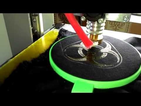 3D printing on fabric