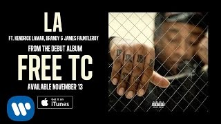Ty Dolla Sign ft. Kendrick Lamar, Brandy & James Fauntleroy - LA