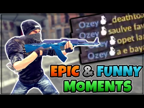 Critical Ops | EPIC & Funny Moments #1