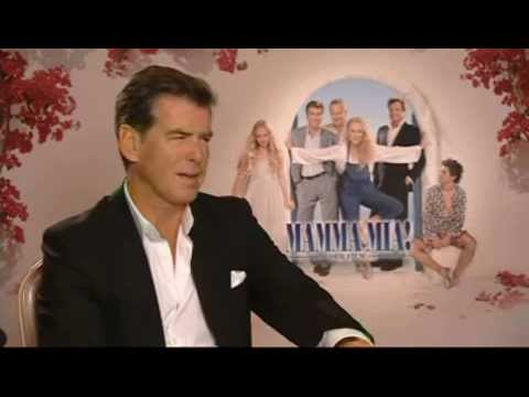 Take: Mamma Mia!: Pierce Brosnan Interview (2008)