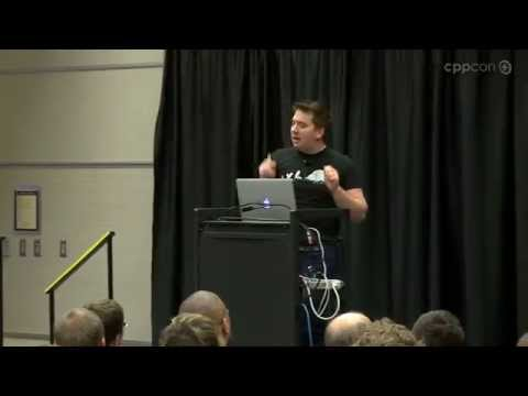 CppCon 2014: Chandler Carruth