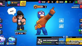 Alex and Darius Plays Brawl stars