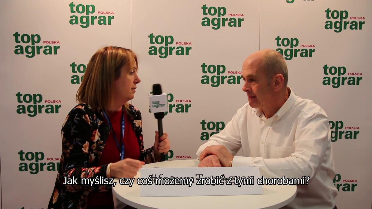#forumTopAgrar: Phil Boyd o problemach europejskich producentów świń