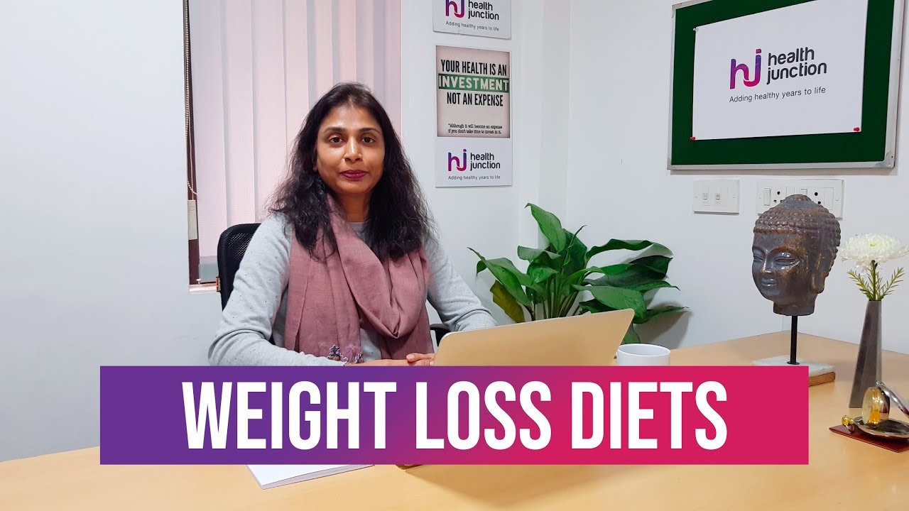 Weight Loss Diets | Weight Loss Series | Health Junction #WeightLoss #1
