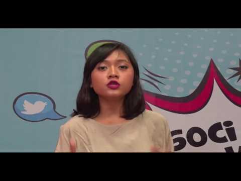 Talkshow Social Climber - Hajarani & Anindita (ATVI Indosiar Indonesia)
