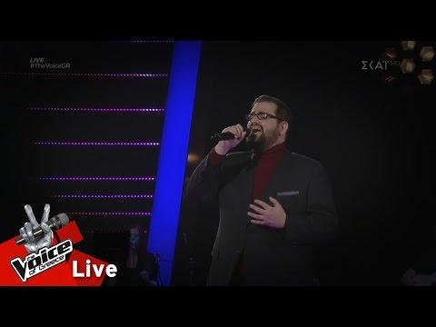 Γιάννης Αδαμόπουλος - Θεός αν είναι  2o   The Voice of Greece