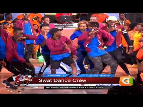 Swat Dance Crew Live #10Over10
