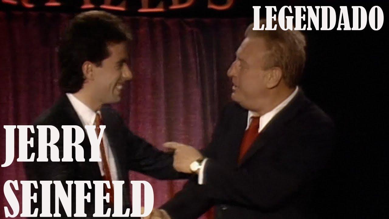 Jerry Seinfeld - Chuveiro (Legendado)