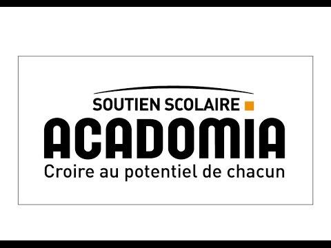 Vidéo Spot Acadomia