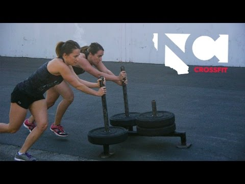 A Day At NorCal CrossFit