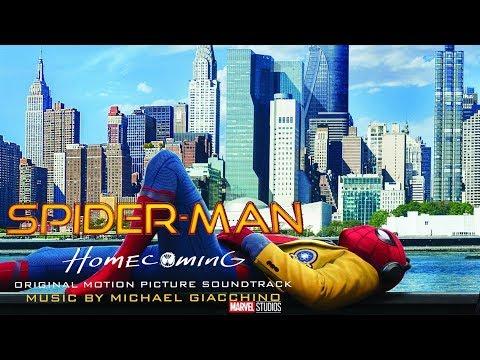 01 Theme from Spider Man Original Television Series · Spider Man Homecoming · Michael Giacchino · thumbnail