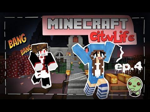 [MinecraftCityLife]#4-Cùng đi chơi với Thomas