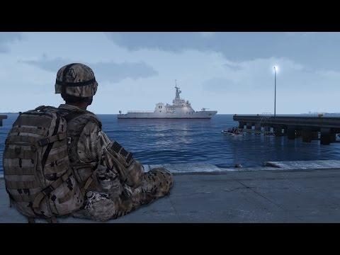 [TEASER] Buque de Acción Marítima B.A.M