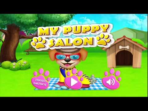 Fun Baby Play & Learn Games - My Puppy Salon - Pet Dog Care Games By Family Kids Games LLC