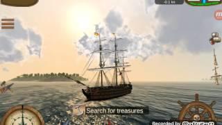 The Pirate: Caribbean Hunt - Treasure Island - How to find Treasure