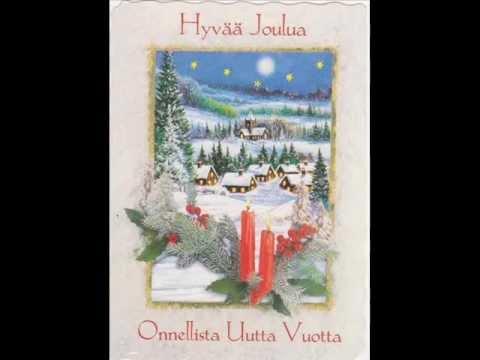 joyeux anniversaire finnois chanson