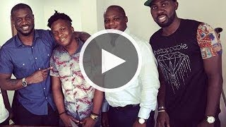 Peter Okoye Signs New Artiste To PClassic Records NVS News