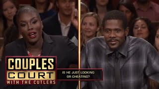 Woman Smells Fiance To Tell If He's Cheating (Full Episode) | Couples Court