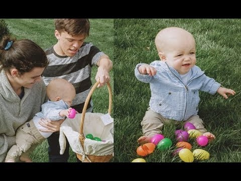 WATCH!!! Little People,Big World's Baby Jackson Roloff CELEBRATES FIRST EASTER At Roloff Farms