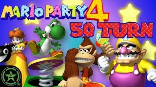 Mario Party 4: 50-Turn Extra Life Extravaganza | Let's Play